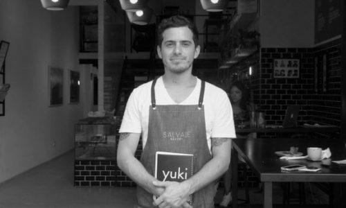 Germán Torres. Panadero y hacedor de Salvaje Bakery.